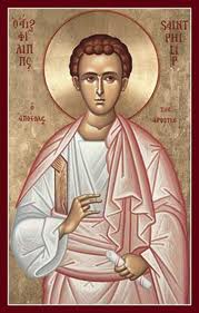 St. Phillip - Patron Saint of Religious Education